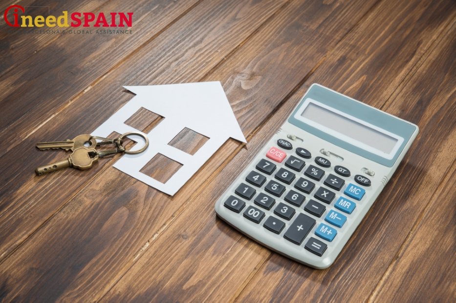 mortgage Spain property